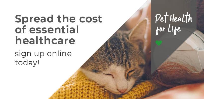 Pet Health for Life Plan